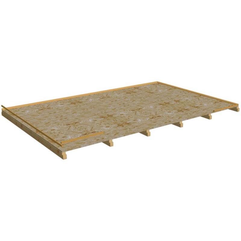 vente chaude en ligne 30d86 805ed Plancher pour abri BA 4030.02 N