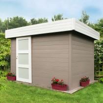 abri de jardin en bois solid oslo. Black Bedroom Furniture Sets. Home Design Ideas