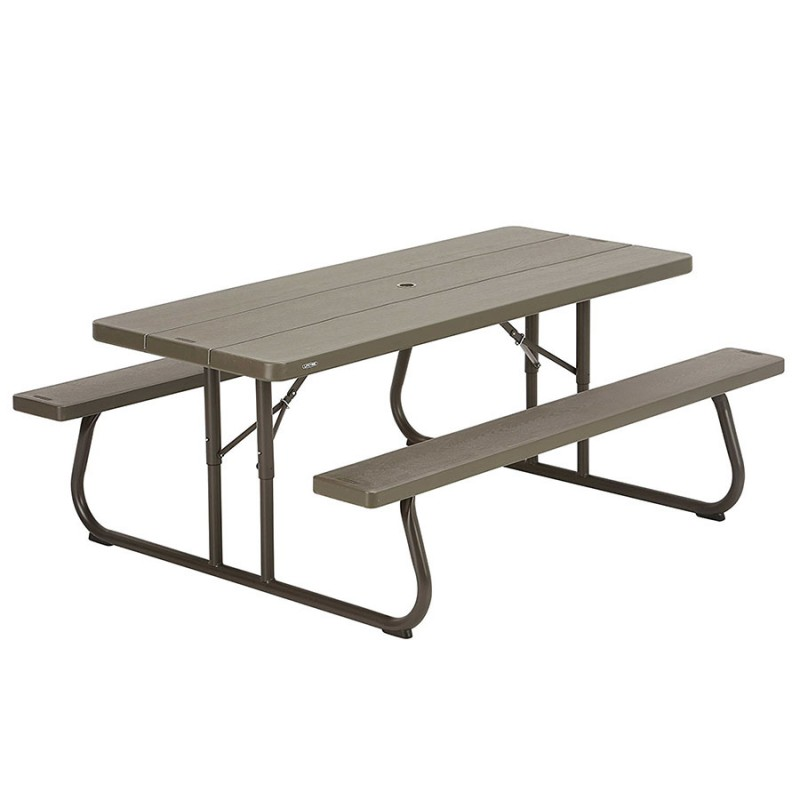Table pique nique pliante lifetime - Table picnic pliante decathlon ...