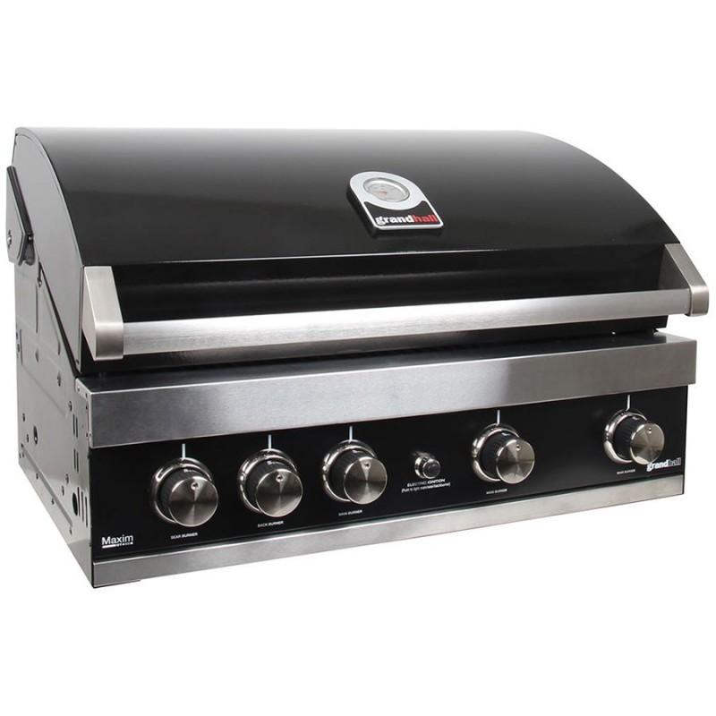 Barbecue Gaz Encastrable MAXIM GTI4 Grandhall