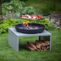 brasero barbecue feu du jardin moderne. Black Bedroom Furniture Sets. Home Design Ideas